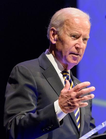 Former V.P. Joe Biden