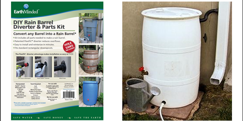 As part of the Reclaim Our River Program, DNREC's Conservation Programs Section will be hosting a rain barrel-building workshop next week in Sussex County.