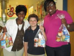"""The Food Bank of Delaware has received a $50,000 grant from the Morgan Stanley Foundation to fund its """"Backpack Program."""""""