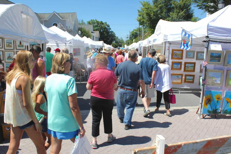 Saint Peter's Episcopal Church in Lewes is sponsoring its 52nd Annual Art Show next month.