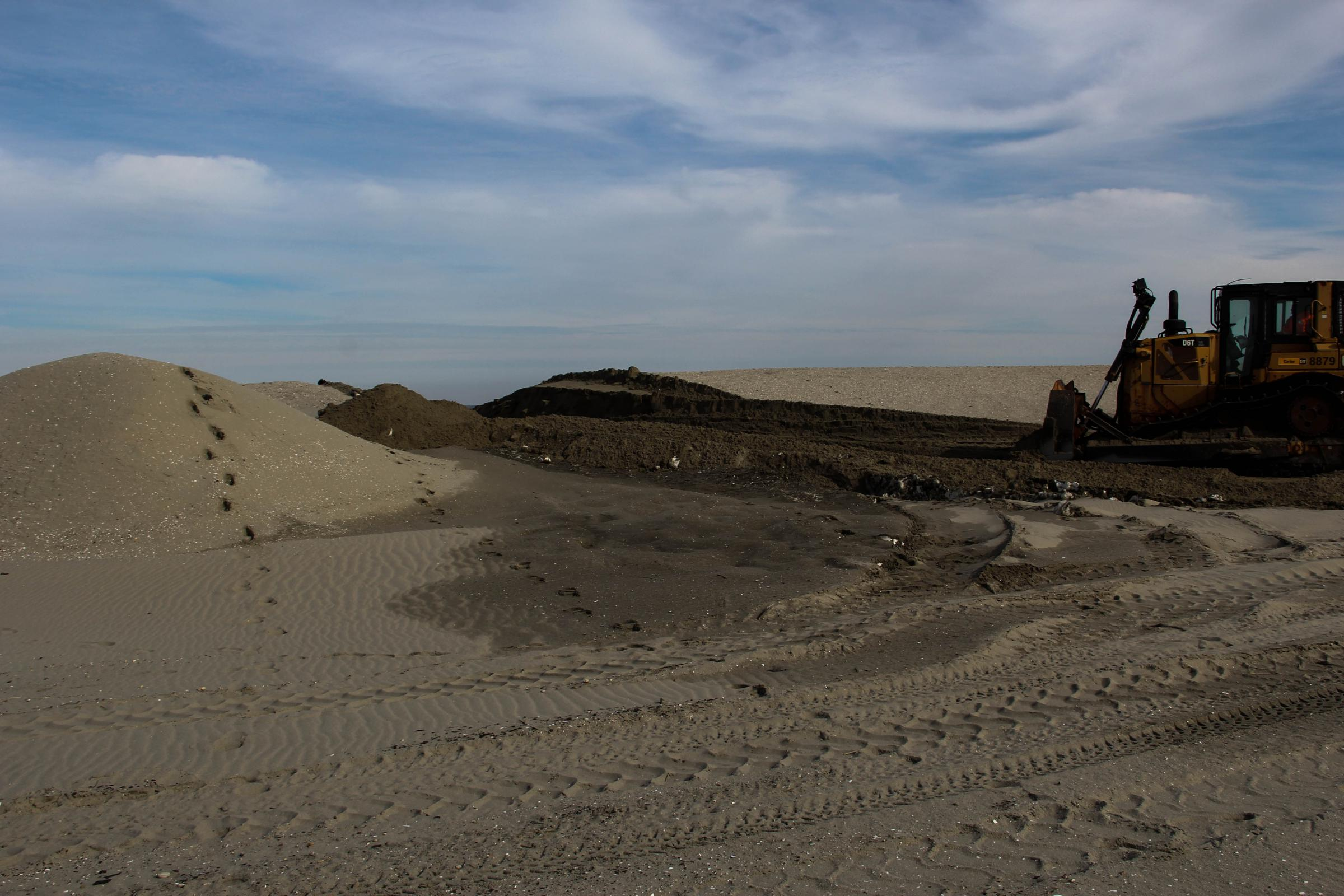 Beach Replenishment And Defending Delaware Against Future Storms