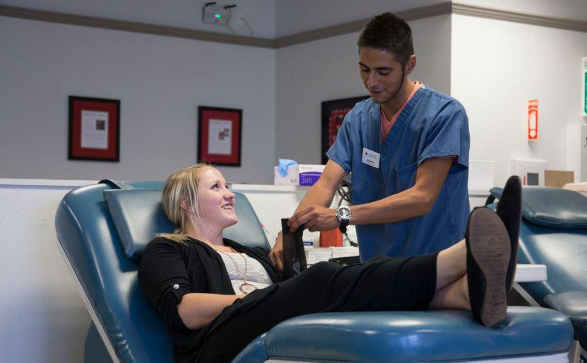 Blood shortage prompts call for donations from American Red Cross