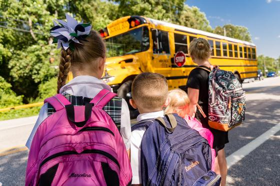 CHP to enforce school bus pedestrian safety law