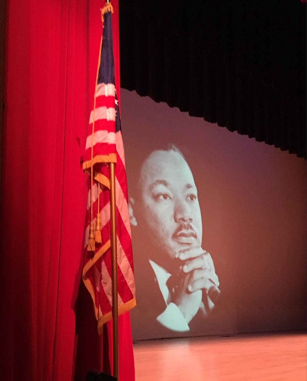 Martin Luther King Day in Ogden