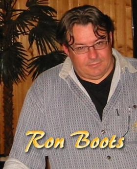 Ron Boots (pronounced boats)