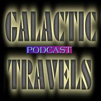 Galactic Travels Podcasts Logo