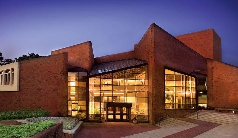 Williams Center for the Arts at Lafayette College.