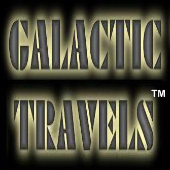 Galactic Travels™ logo