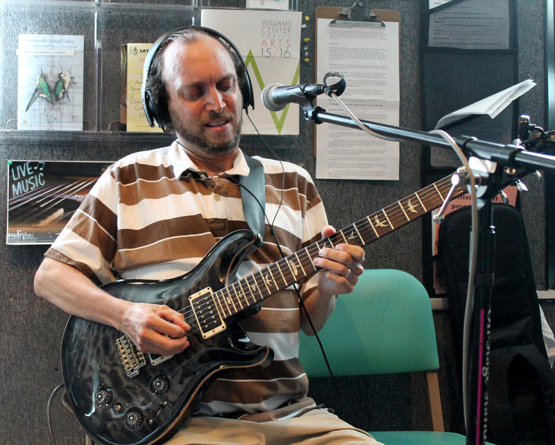 Jon Fadem live in-studio at WDIY