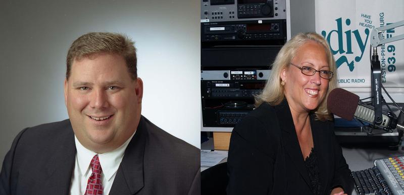 James J. Ruggiero, Jr. and Laurie Siebert