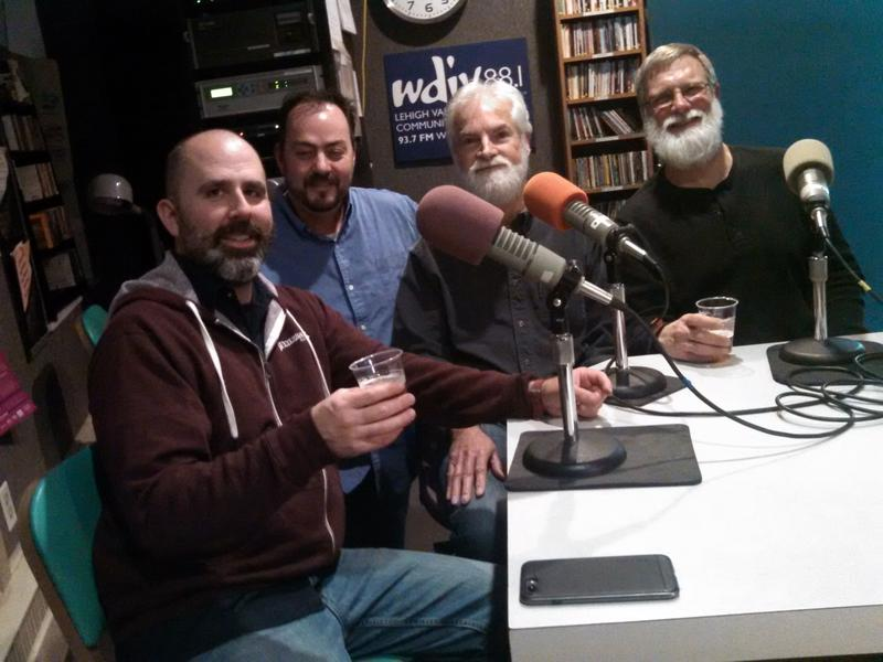 (From left to right) Chris Wilson, Chris Bowen, Bill Dautremont-Smith, Jim Yergey