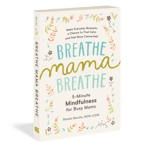 Breathe, Momma, Breathe by Shonda Moralis