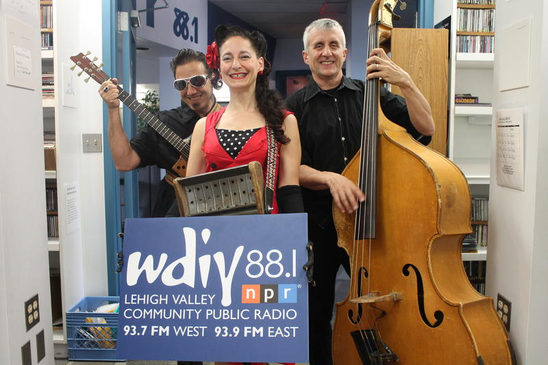 April Mae & The June Bugs at WDIY