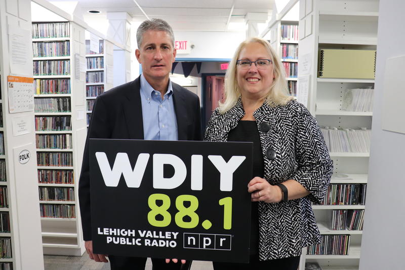 J.B. Reilly's conversation with Laurie Siebert will premiere Thursday, June 7, 2018 at 6 PM on WDIY.