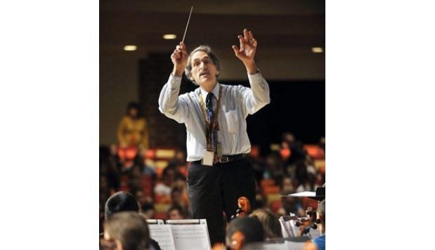 Composer Ron Degrandis