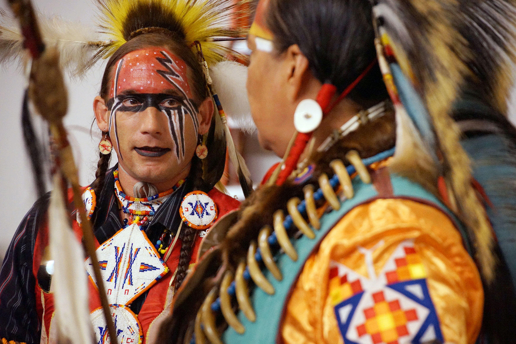 Rob Aptaker: Two Native American Creation Stories