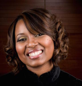 Joi Thomas, Host, Gospel Grace Afternoon
