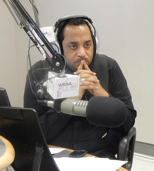 Host Anthony McCarthy.