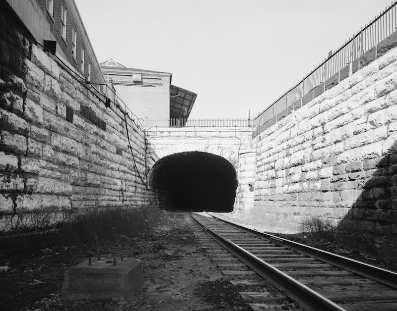 Baltimore & Ohio Railroad, Howard Street Tunnel, 1300 Mount Royal Avenue (Baltimore, Maryland).