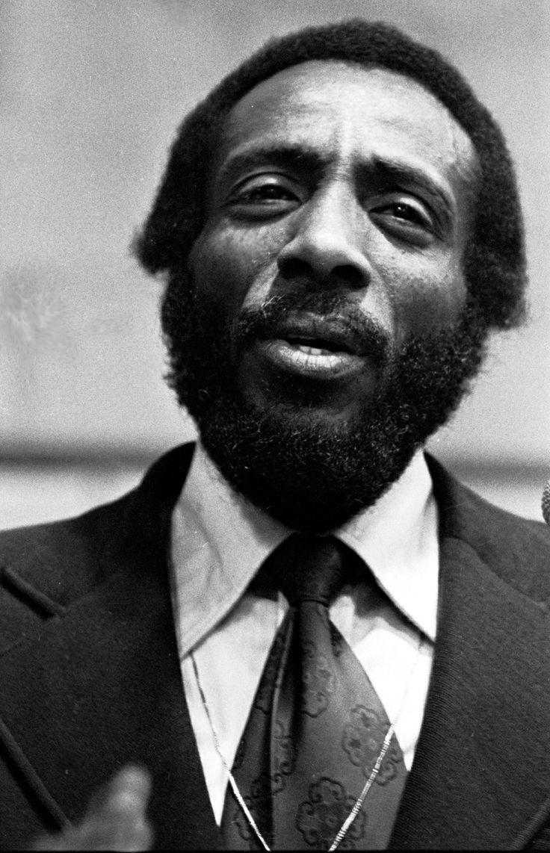 Comedian, Civil Rights Activist, Humanitarian, Dick Gregory