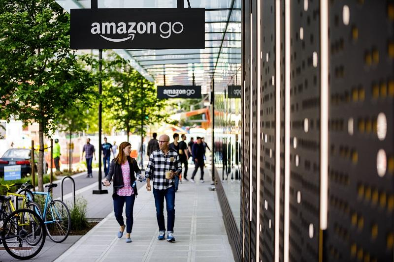 Amazon Seattle Campus