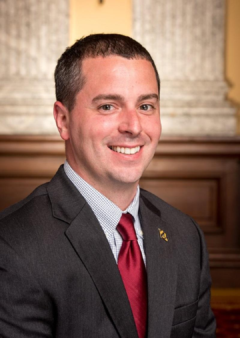 Baltimore City Councilman Eric Costello, 11th District