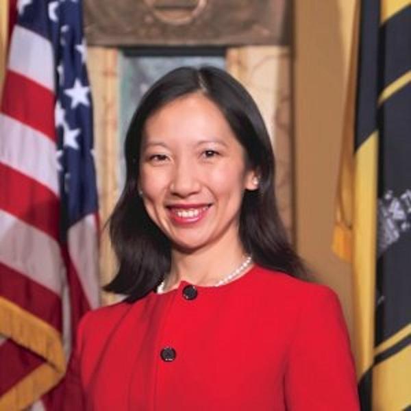 Baltimore City Health Commissioner, Dr. Leana Wen