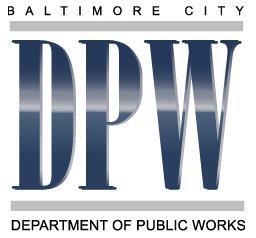 Rudolph Chow, Director, Baltimore City DPW