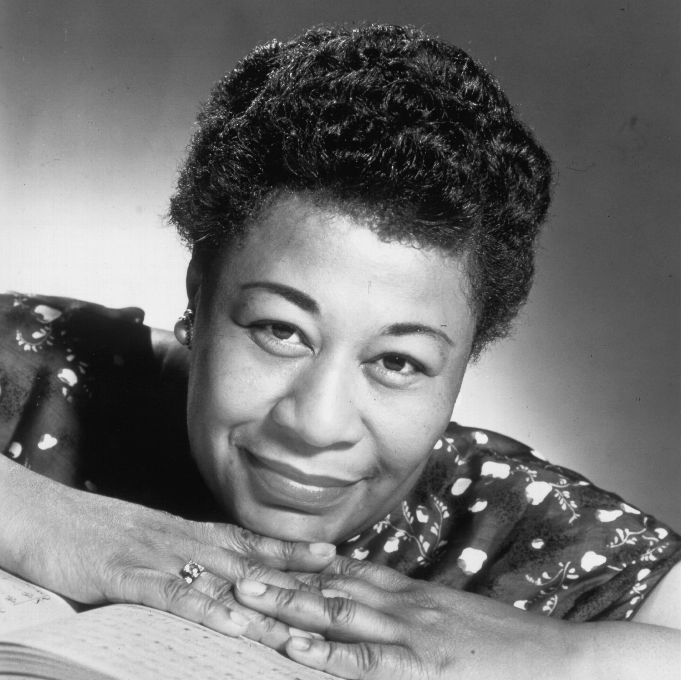 Jazz Master Of The Month Ella Fitzgerald Weaa