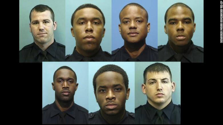 Baltimore police guilty of robbing citizens
