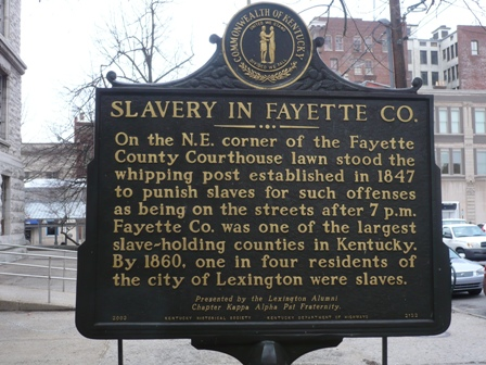 Civil War Signs Of Slavery Remain In Lexington Weku