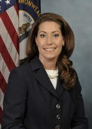 Allison Lundergan Grimes, Kentucky's secretary of state.
