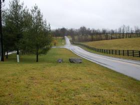 A stretch of Brannon Crossing in Jessamine County