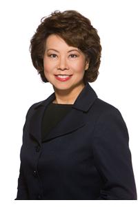 Former Secretary of Labor Elaine Chao