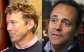Rand Paul and Matthew Bevin