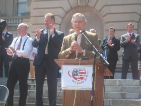 Republican Senator Mitch McConnell