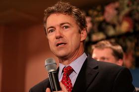 Kentucky Senator Rand Paul.
