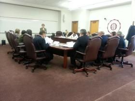Regents vote for staff reductions at EKU..