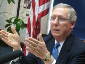 Senator Mitch McConnell, R-Ky.