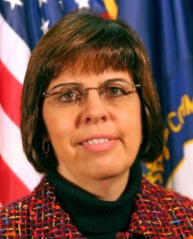 Commissioner Teresa James