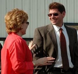 Lexington Councilmember Chuck Ellinger