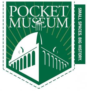 Logo for the Lexington History Museum's Pocket Museums.