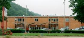 Sheldon Clark High School in Inez, Kentucky.