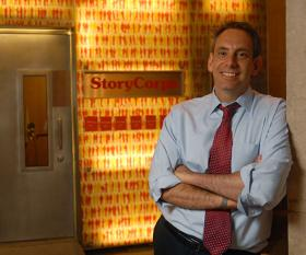 StoryCorps Founder & author David Isay