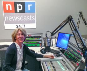 Jean Cochran helped wake America by delivering the news during Morning Edition for most of her 33 years at NPR