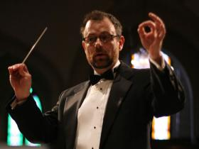 Marlon Hurst is Artistic Director of the Kentucky Bach Choir
