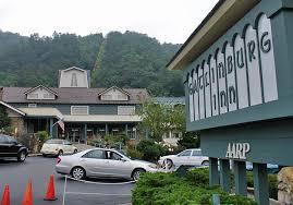 Gatlinburg hotel on the strip