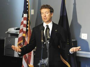 US Senator Rand Paul wants congressional hearing into immigration of terror suspects into Kentucky.