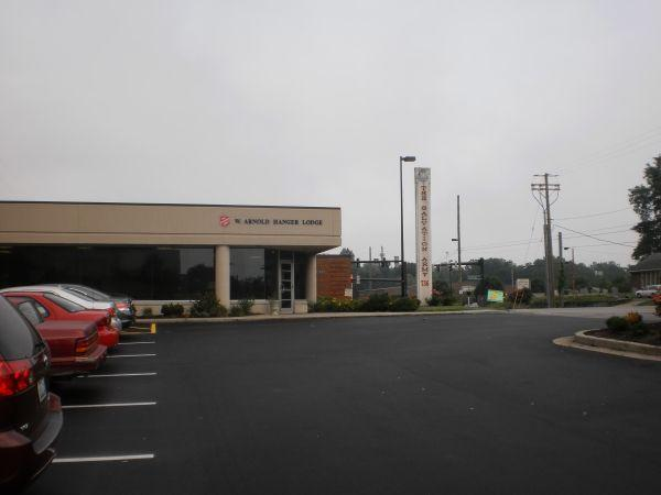 Lexington Salvation Army Emergency Shelter