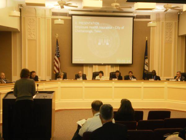 Wellness Clinic Presentation Tuesday at Lexington City Hall